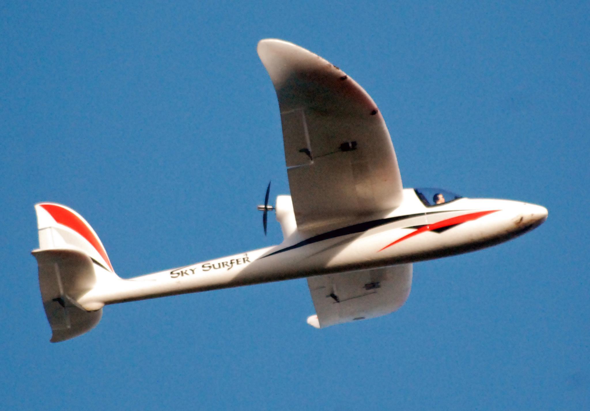 SkySurfer Overhead