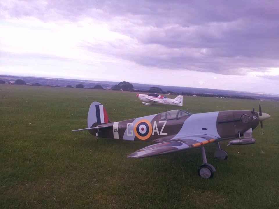 Spitfire_Acrostar
