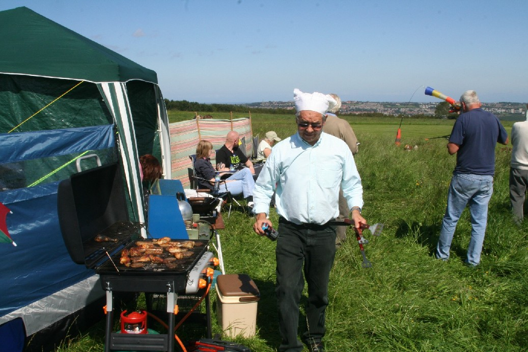 The Chef On Patroll