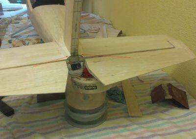 Cessna Correction Tail